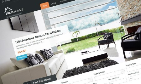 35+ Functional Real estate wordpress themes