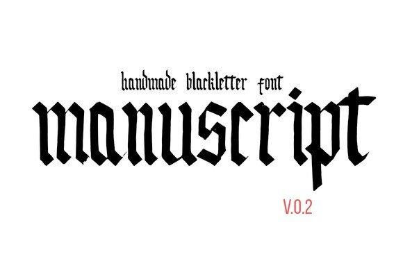font-blackletter