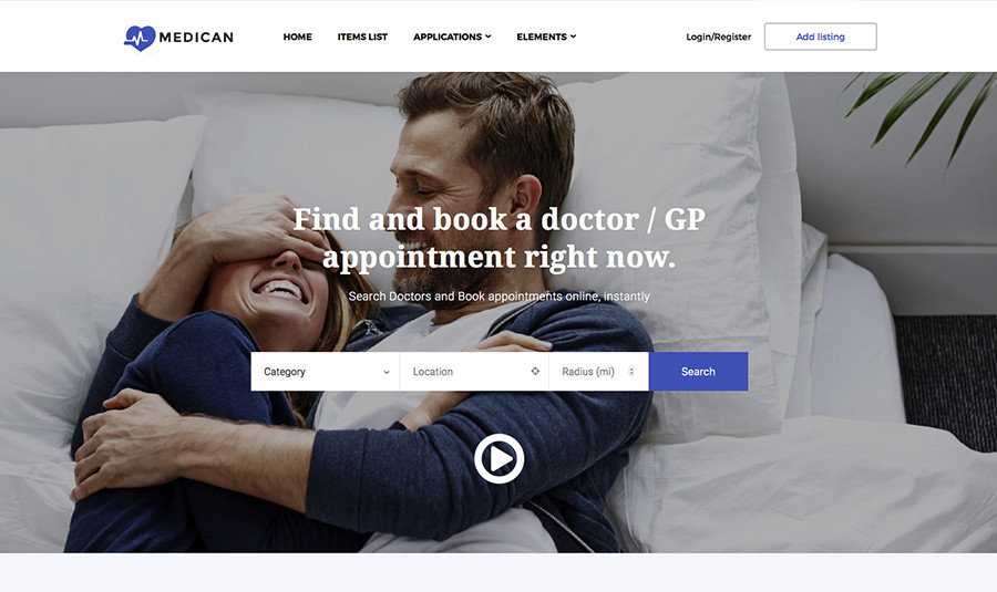 medican-directory-wordpress-theme
