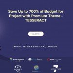 tesseract-wordpress-theme