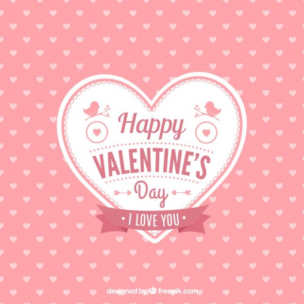 40+ Beautiful Free Valentines Day Vectors In 2016   Show WP