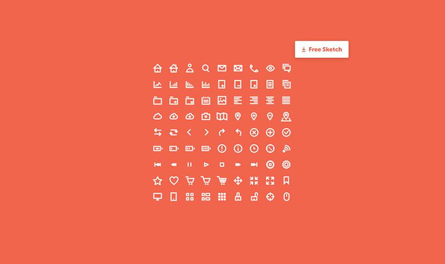 free-minimal-icon-sets