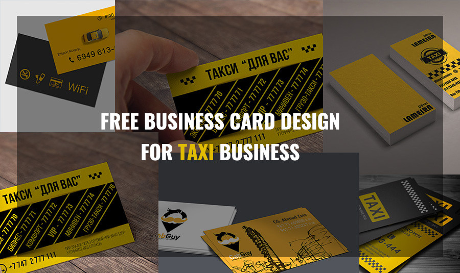free-taxi-business-card