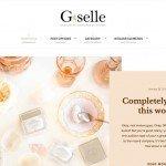 giselle-wordpress-theme