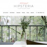 hipsteria-wordpress-theme