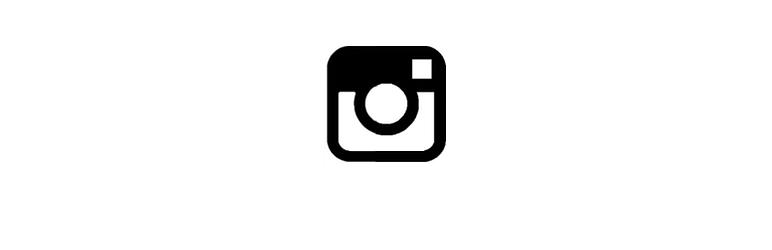 Minimalist Instagram Widget