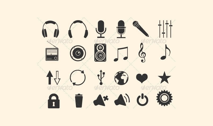 musician-icons