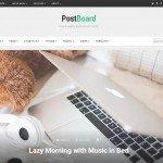 postboard-wordpress-theme