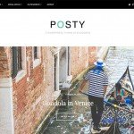 posty-wordpress-theme