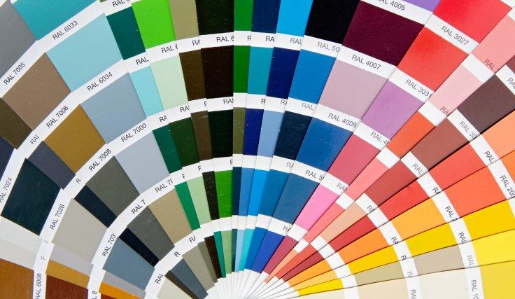 Strategic use of colors