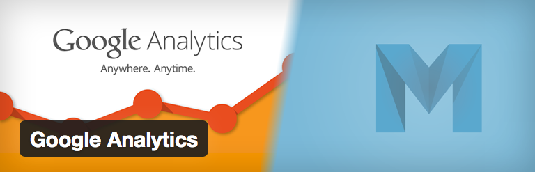 google analytics wordpress plugin- suggestion buddy