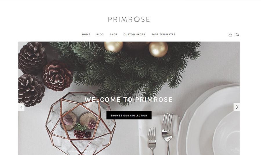primrose-wordpress-theme