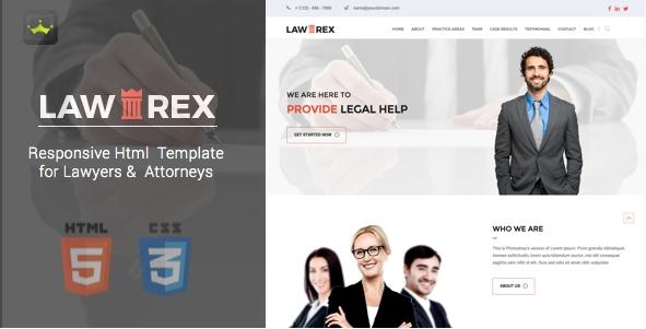 LawrexResponsive