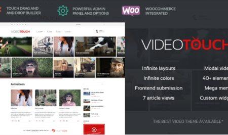 25+ Video WordPress Themes like Youtube Portal