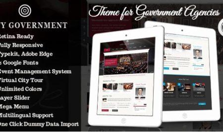 30+ Powerful Political WordPress Themes