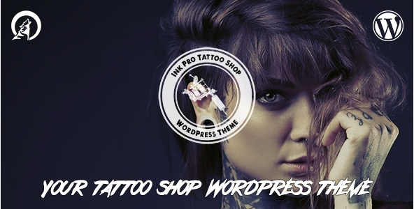 tattoo wordpress themes