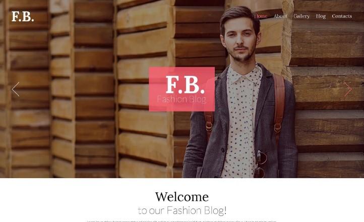 FashionModelTheme