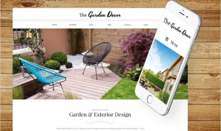 30+ Trending Garden WordPress Themes for Gardening