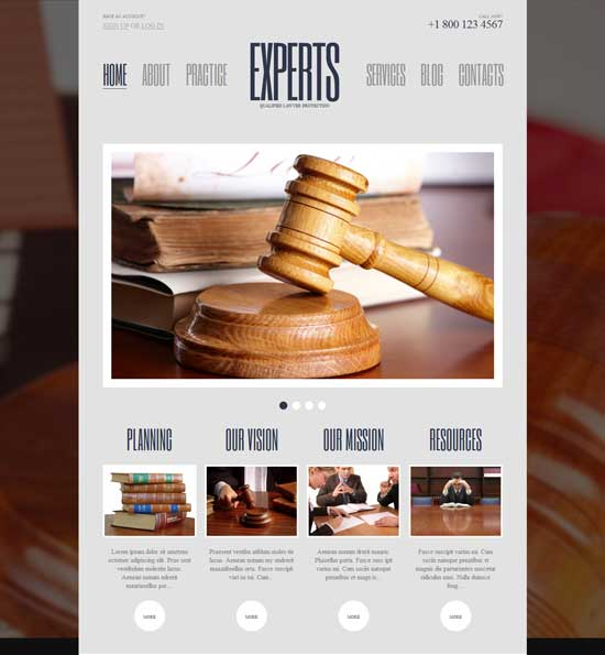 Exerts Law