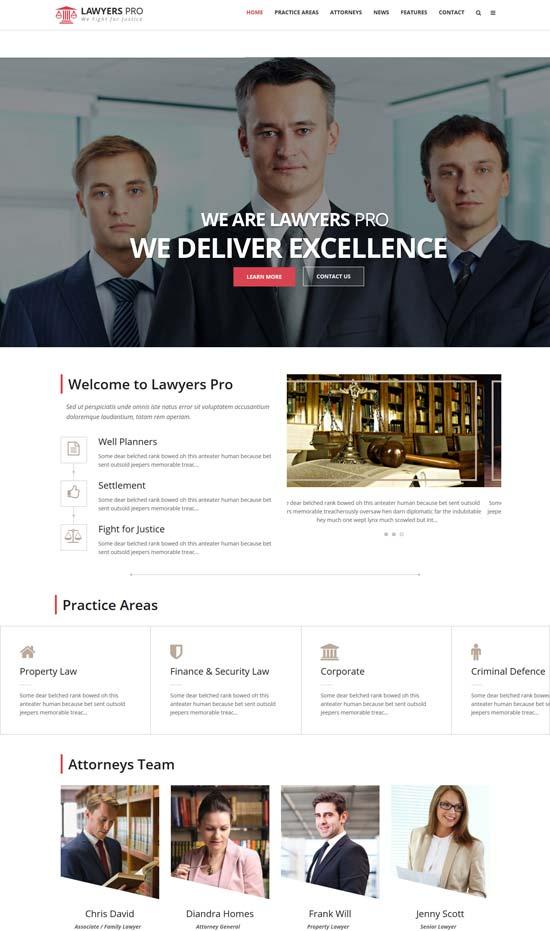 Lawyer Pro