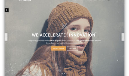 15+ Best One Page Parallax WordPress Themes 2020